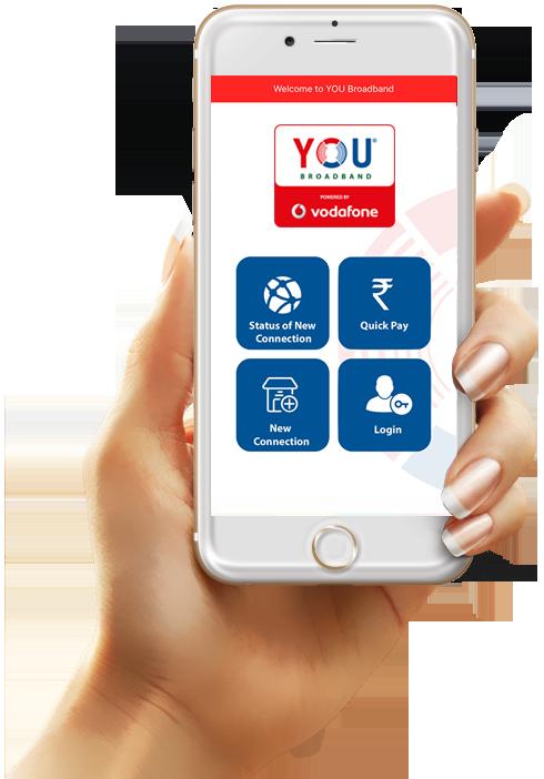 You Broadband Mobile App